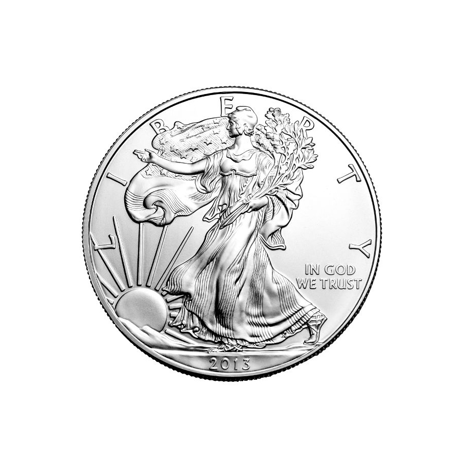 Sealed Monster Box 500 2017 1 Oz Silver American Eagles
