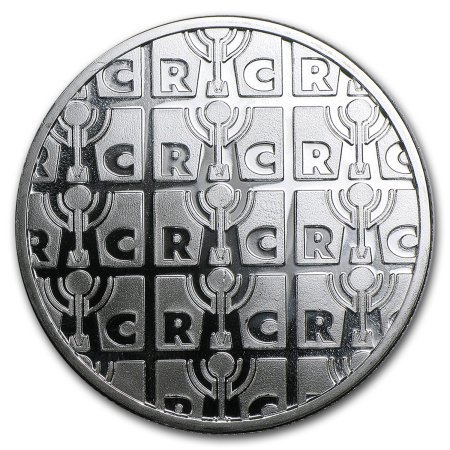 1 oz Silver Round - Republic Metals Corporation (RMC)