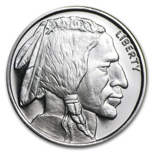 Buffalo Silver Rounds - 1 oz.