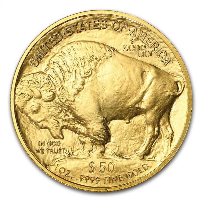 1 oz Gold Buffalo Common Date