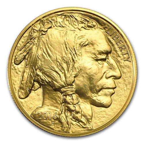 1 oz Gold Buffalo Common Date