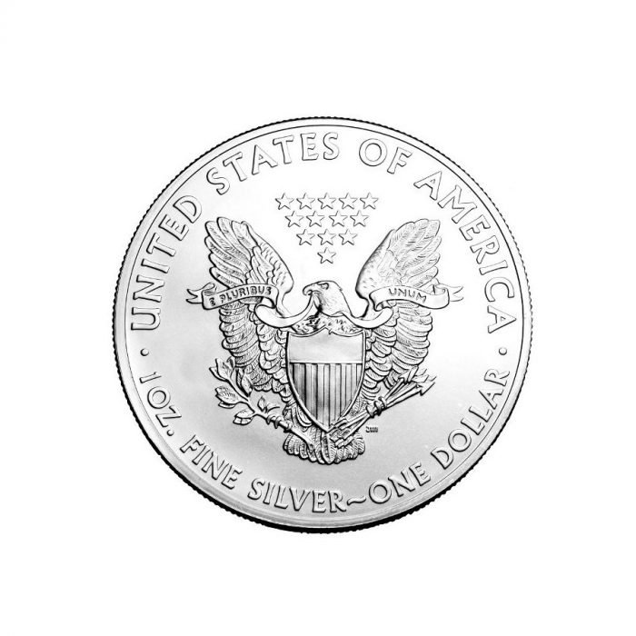 Sealed Monster Box (500) 1 oz Silver American Eagles