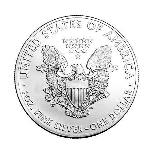 Silver American Eagle 1oz. (2018)