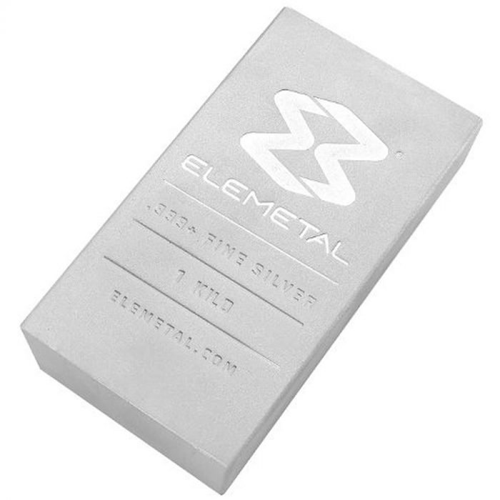 1 Kilo Silver Bar (Our Choice)