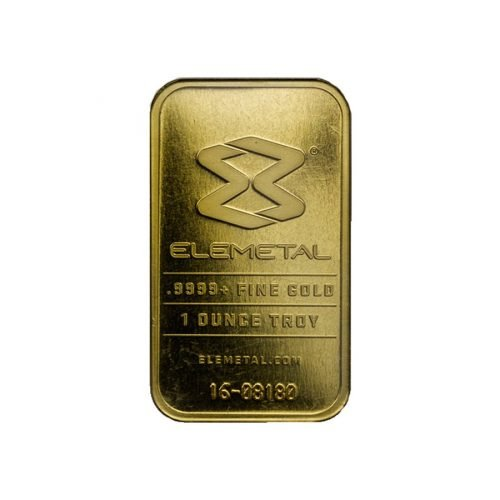 1 oz. Gold Bar (Our Choice) LBMA Approved