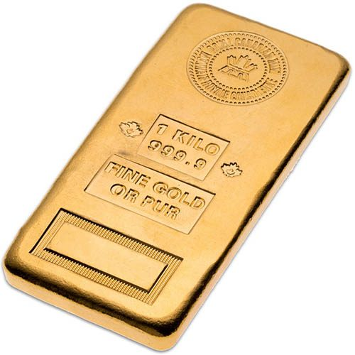 KILO Gold Bar (Our Choice)