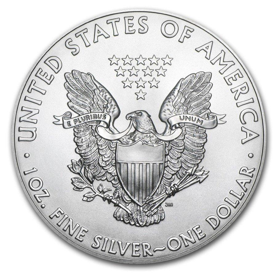 Silver American Eagle 1oz. (Random Year)