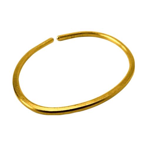 1 oz Smooth Gold Bullion Bracelet